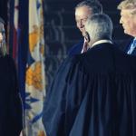 Trump Authors Sealed Indictment on SCJ Amy Coney Barrett