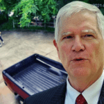 VIDEO: Congressman Mo Brooks alleging criminal trespass after being served with lawsuit
