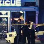 Washington shooting: Gunman opens fire outside restaurant
