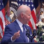 """Where's Mom, Mom?"" Joe Biden Gets Confused During Bizarre Speech"