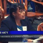 Dr. Christina Parks' Testimony on the Unscientific Foolishness of 'Vaccine' Mandates
