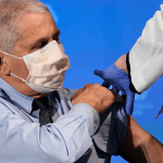"""Dr. Fauci: """"Heck, No, I Haven't Been Vaccinated"""""""